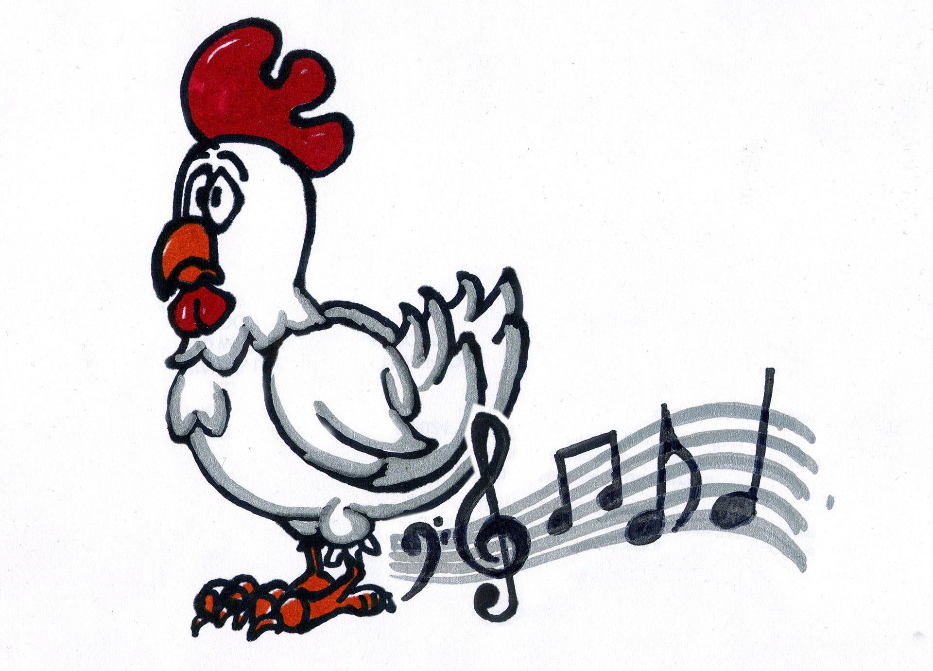 The Chicken Or The Egg - The Lyrics Or The Tune?