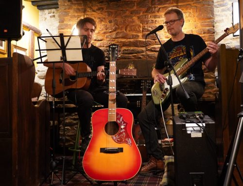 The Wheatsheaf Inn Ludlow – gig review