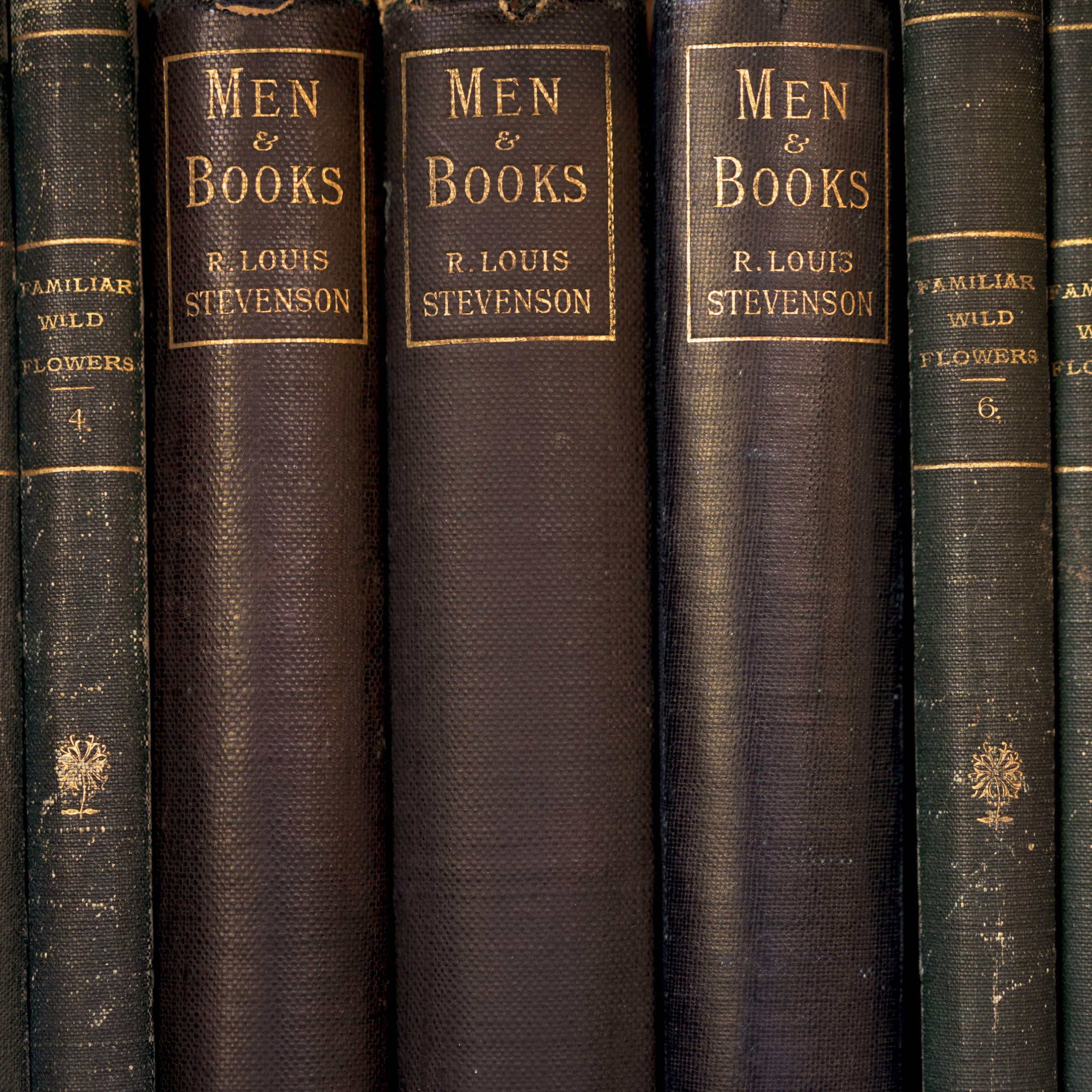 Men & Books